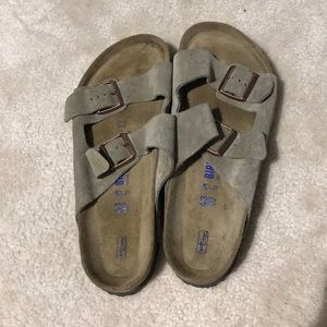 Birkenstock 2- strap sandals